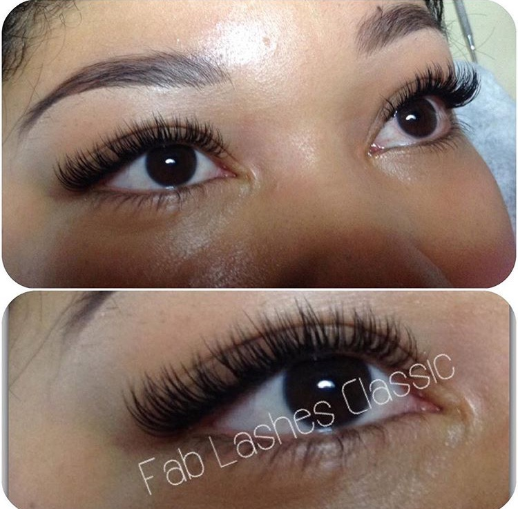 Eyelash Extensions Aftercare Fab Lashes